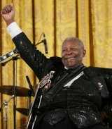 B.B. King will get tribute from Grammy foundation