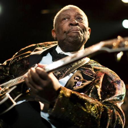B.B. King will be celebrated