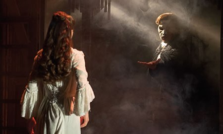 Phantom of the Opera has dramatic new scenes