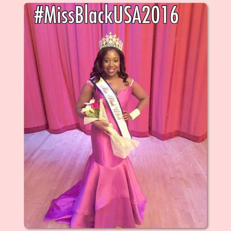 Miss Black USA crowned
