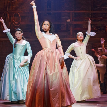 Renee Elise Goldsberry leaves 'Hamilton'