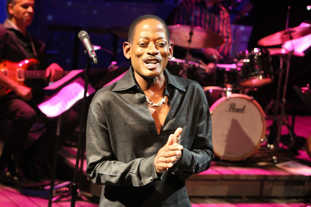 T.C. Carson at MetroStage