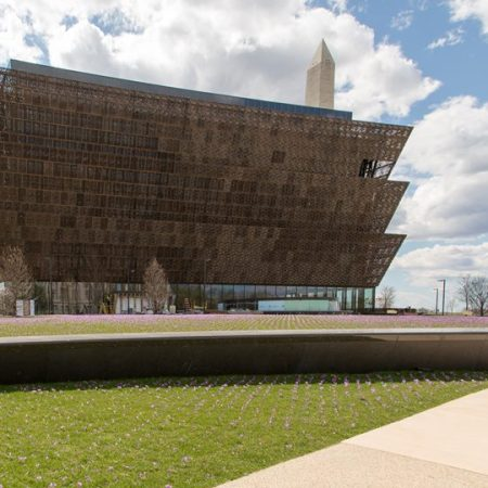 Museum of African American History and Culture, (NMAAHC) open sept 2016