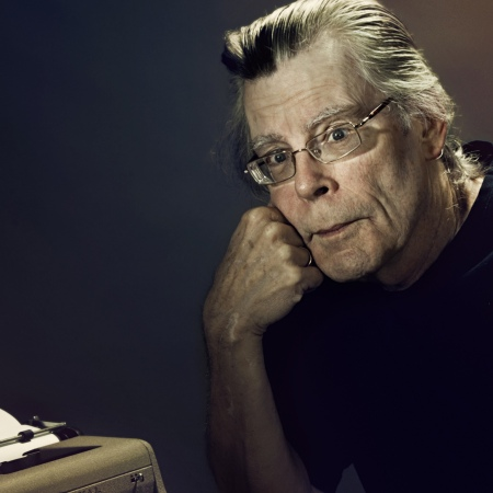Stephen King will be at Book Festival in DC
