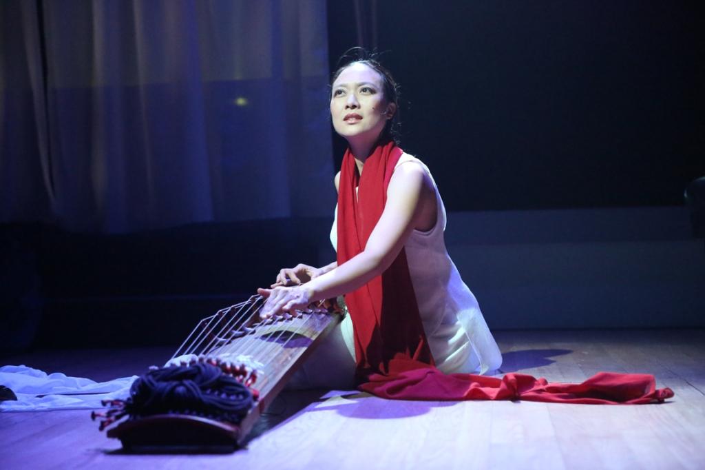 Jen Shyu performance