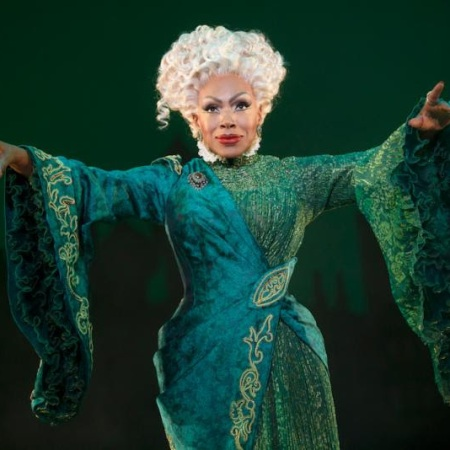 Sheryl Lee Ralph in Wicked