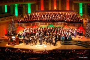Washington Chorus holiday event