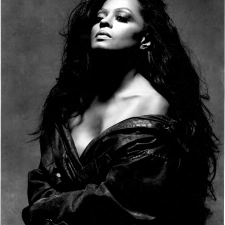 Diana Ross performed at NSO Pops