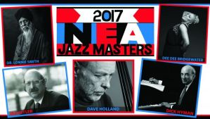 2017 NEA Jazz Masters tribute planned for April