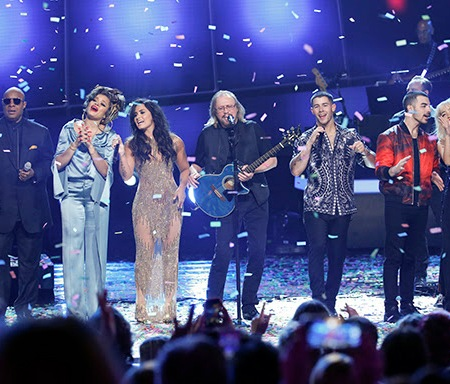 Bee Gees Grammys tribute