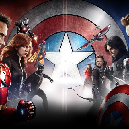 Captain America Civil War premieres