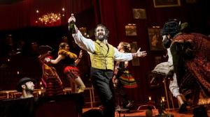 Comet leads Tony nominations