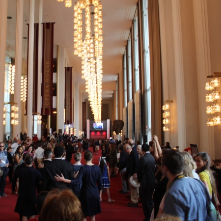 2017 Kennedy Center Open House