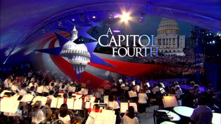 A Capitol Fourth for 2017 airs live