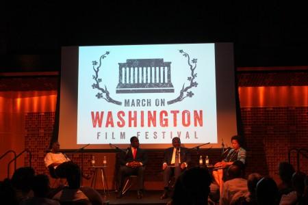 March on Washington panel