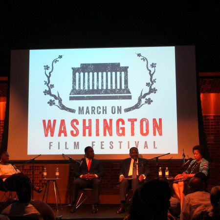 March on Washington panel