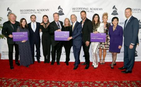 Grammys on the Hill Awards at the Hamilton