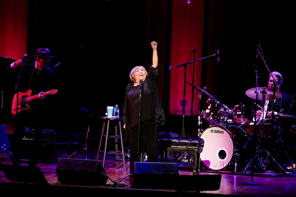 Mavis Staples performs at Kennedy Center Spring Gala