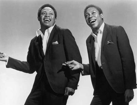 Sam and Dave to be honored