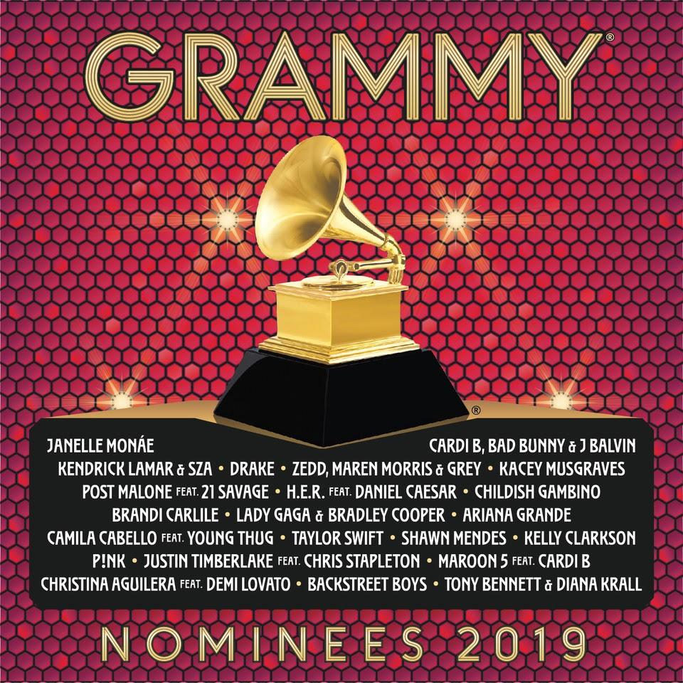 2019 Grammys album