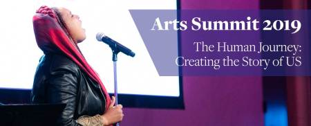 Arts Summit 2019 will be in April
