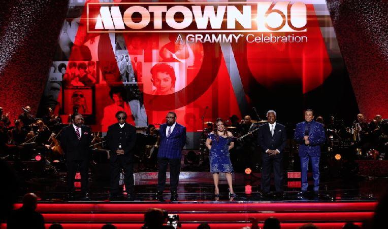 Motown 60 celebration