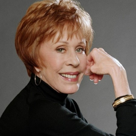 Carol Burnett to receive Sondheim Awars
