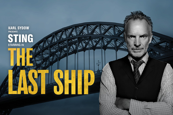 Last Ship with Sting
