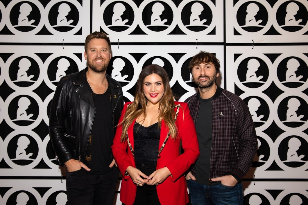 Lady Antebellum honored by St. Jude